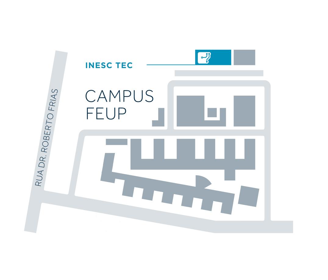 Mapa INESC TEC